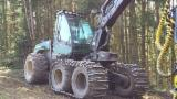 Used 2000 Timberjack 1270B Harvester in Germany