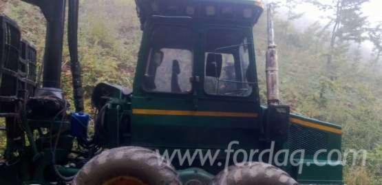 Used-Timberjack-Forest-Tractor