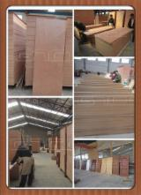 Wood Doors For Sale France - OKOUME FLAT DOOR