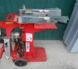 New Forest Harvesting Equipment - Chipper - Cleaver - Debarker, Wood Splitter, ---