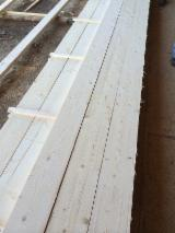 Softwood  Sawn Timber - Lumber - Spruce boards dimensions on request