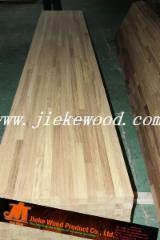 Buy And Sell Solid Wood Components - Register For Free On Fordaq - sell Iroko hardwood worktops, finger-jointed panels, edge-glued panels
