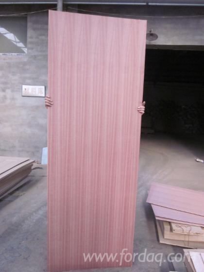 915x2135x3mm-Melamine-faced-MDF-door-skin