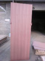 915x2135x3mm Melamine faced MDF door skin