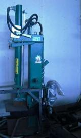 New 1st Transformation & Woodworking Machinery - Slicing - Cleaving - Chipping - Debarking, Cleaving Machine, ---