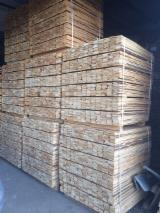 Lumber Siberian Fir - Boards for pallet manufacturing 2nd and 3rd choice