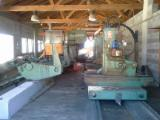 Used 1st Transformation & Woodworking Machinery For Sale Italy - Saws, Log Band Saw Vertical, Bongioanni