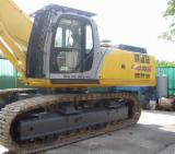 Used Forest Harvesting Equipment Romania - Street Vehicles, excavator