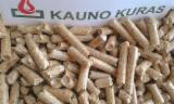 Firelogs - Pellets - Chips - Dust – Edgings For Sale Lithuania - 6 mm high quality wood pellets