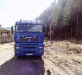 Used Forest Harvesting Equipment Romania - Street Vehicles, Longlog Truck