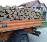 Firelogs - Pellets - Chips - Dust – Edgings Oak European For Sale - Firewood Cleaved - Not Cleaved, Firewood/Woodlogs Cleaved, Oak (European)