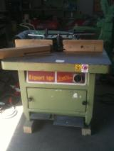 Used 1st Transformation & Woodworking Machinery For Sale Italy - Planing -  Profiling - Moulding, Toupie