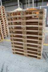 Pallets – Packaging Poland - EPAL 1200x800 New! Top quality!