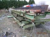 Transport/ Sorting/ Storage, Conveying Belt for Timber, Hazard