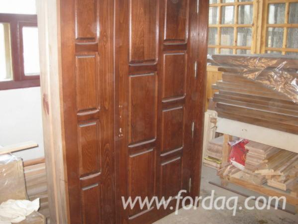Puertas-Abeto----Madera-Blanca