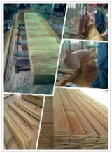 Plataforma Exterior China - Ipe (Lapacho), KD 14 - 16%, Terraza Antideslizante (2 Lados)