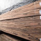 Trgovina Na Veliko Drvnim Listovi Furnira - Kompozitni Paneli Furnira - Prirodni Furnir, Macassar ebony, Prva i zadnja daska
