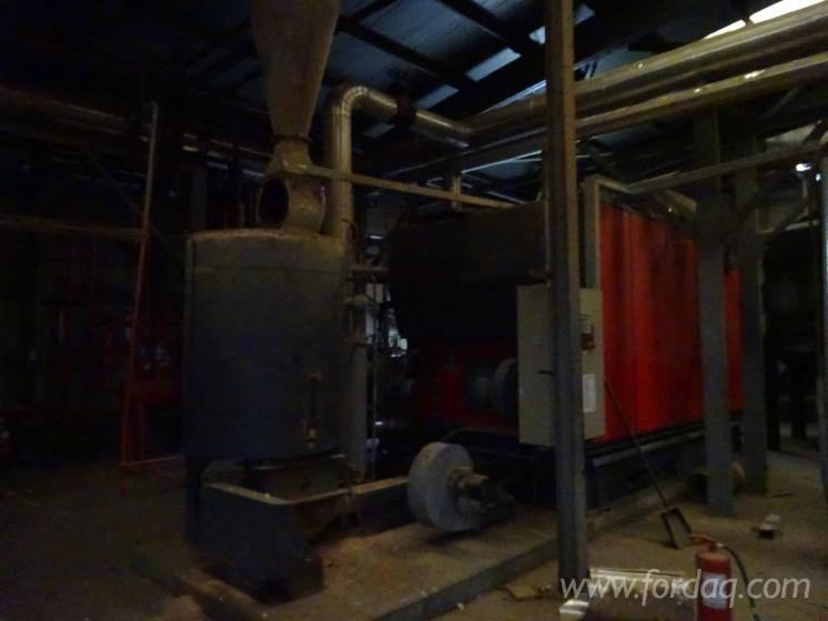 Wood-Treatment-Equipment-and-Boilers--Boiler-Systems-with-Furnaces-for-Logs
