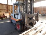 Used OM DI 70 1994 Front Stacker For Sale in Italy