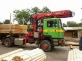 Used Forest Harvesting Equipment - Used Longlog Truck Man 372 ch 4x4 for sale