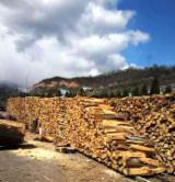 Firewood, Pellets And Residues - All Broad Leaved Species Firewood/Woodlogs Cleaved