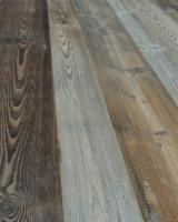 Engineered Wood Flooring - Multilayered Wood Flooring For Sale - FIR original upper flat patina blue/gray