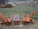 Garden Furniture - Traditional Walnut Garden Sets Romania