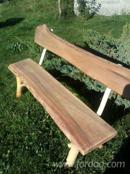 Traditional-Acacia-Garden-Benches-Gorj