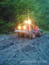 Used Forest Harvesting Equipment - Skidding - Forwarding, Articulated Skidder, IRUM