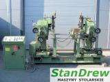 Fordaq wood market Double end tenoning machine BACCI TSD enveloped PAOLINO