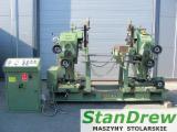 Double end tenoning machine BACCI TSD enveloped PAOLINO