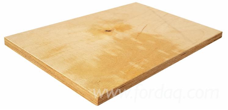 Birch plywood C/C 15*1525*1525 mm