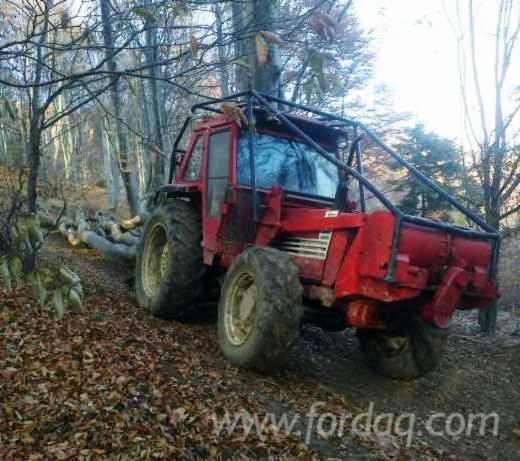 Tractor-Forestal-Fiat-Usada-en