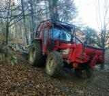 Used Forest Harvesting Equipment - Skidding - Forwarding, Forest Tractor