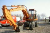 Used Forest Harvesting Equipment - Street Vehicles, excavator