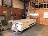 Maszyny Używane Do Obróbki Drewna dostawa RECORD 125 (Wiercenie – Rozwiercanie – Dyblowanie - Toczenie)