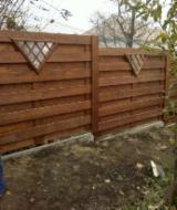 Garduri - Paravane - Garduri din lemn -