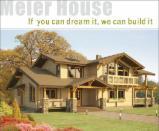 Wood Houses - Precut Timber Framing - Log/Wooden House