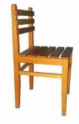 Mobilier Pentru Restaurant, Bar, Cafenea, Spital, Scoala - Scaun lemn masiv - 110 lei
