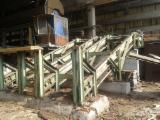Used 1st transformation & woodworking machinery   Supplies Italy Complete working sawmill Brenta