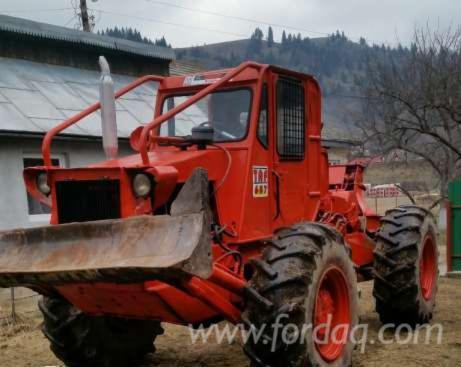 Gebraucht----2004-Forstschlepper-in