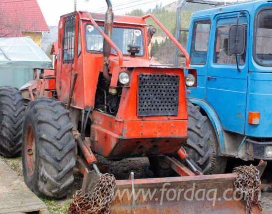 Gebraucht-Forstschlepper