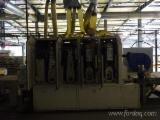 Maszyny Używane Do Obróbki Drewna dostawa Planowanie Powierzchni – Profilowanie - Frezowanie, One Side Rod Moulders With Automatic Feed