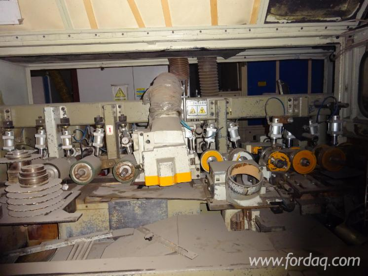 Used-A-Costa-1999-Moulding-Machines-For-Three--And-Four-side-Machining-For-Sale-in
