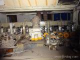 Maszyny Używane Do Obróbki Drewna dostawa Planowanie Powierzchni – Profilowanie - Frezowanie, Three- And Four-Side Moulder, A.Costa