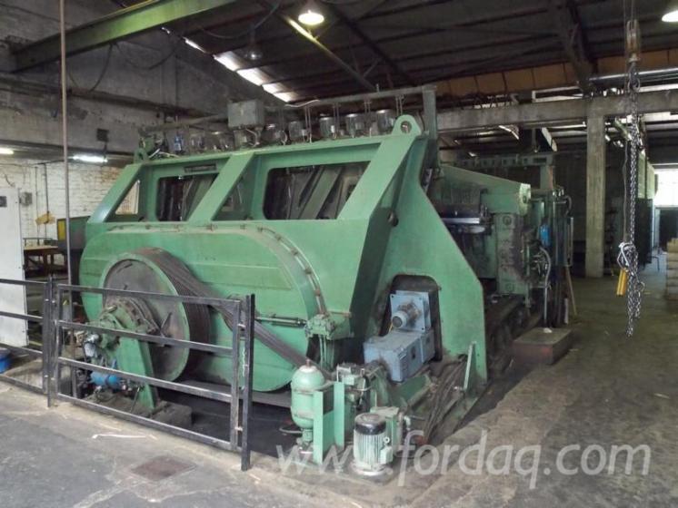 Used-Angelo-Cremona-TZ-4600-Veneer-Clipper-in