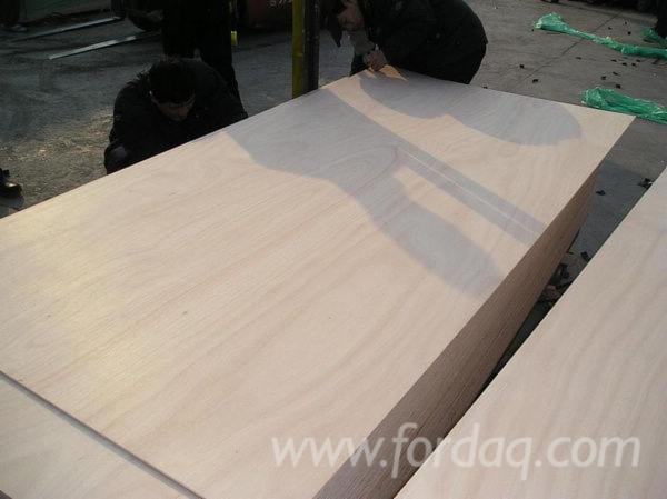 E0-Glue-Okoume-faced-Plywood