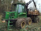 Used Forest Harvesting Equipment - Skidding - Forwarding, Forwarder, John Deere