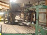 MEM Woodworking Machinery - OLD MILL IN THE COUNTRY LOIRE SELLING SAWING INSTALLATION