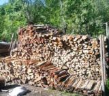 Firewood, Pellets And Residues All Broad Leaved Species - All Broad Leaved Species Firewood/Woodlogs Cleaved